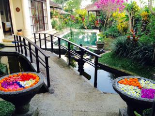 Lux Villa Dewi Nammu in the Heart of Penestanan - Sayan vacation rentals