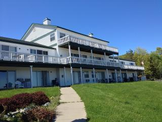 Second Floor Waterfront Condo - T #9 - Onekama vacation rentals