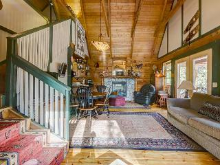 Well-appointed log cabin, blocks from downtown Idyllwild! - Idyllwild vacation rentals