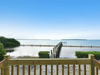Big Water Views, New Dock With No Neighbors - Big Pine Key vacation rentals