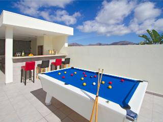 Casa Maelle - Villa with Pool, Hot Tub, Pool Table, Table Football, Air Con - Playa Blanca vacation rentals
