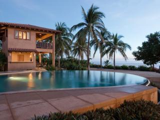 Beachfront Luxury 3br.2ba Villa on Troncones Beach - Troncones vacation rentals