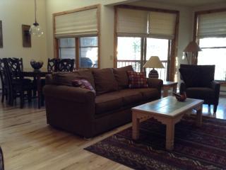 Spacious, Quiet 2 Level 2 BR, 2 BA Mt, View Condo - Keystone vacation rentals