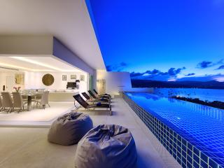 Gorgeous Villa with Infinity Pool & Panoramic View - Surat Thani vacation rentals