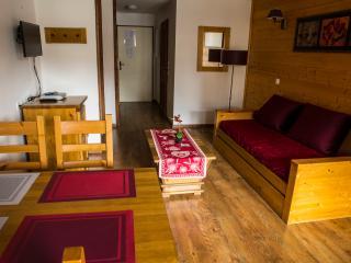 Nice Brides-les-Bains Studio rental with Internet Access - Brides-les-Bains vacation rentals