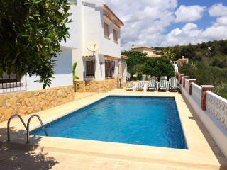 Villa with garden,views Beniss - Calpe vacation rentals