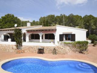Villa with terrace,pool Beniss - Calpe vacation rentals