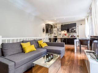 The smart  in a voguish area PARIS - Paris vacation rentals