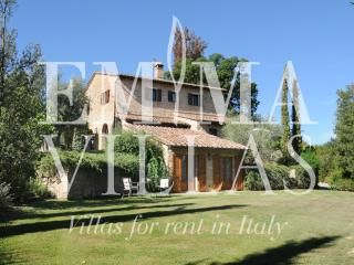 Sunny Cetona vacation Villa with A/C - Cetona vacation rentals