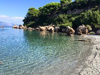 Studio Xanthippe in unique location and sea views - Kalamos vacation rentals