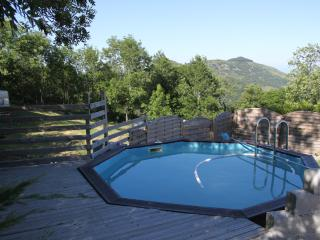 Nice House with Shared Outdoor Pool and Television - Privas vacation rentals