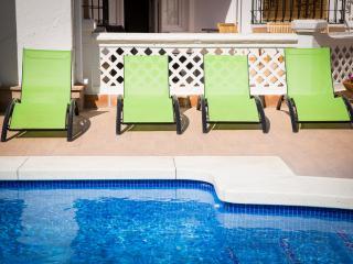 Villa Mercedes Fuengirola Centre - 2nd line beach - Fuengirola vacation rentals