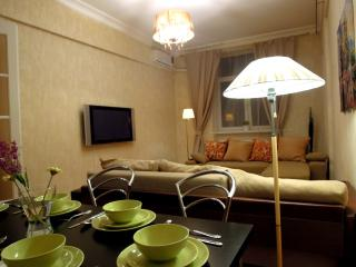 1 bedroom Condo with Television in Moscow - Moscow vacation rentals