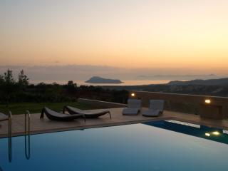 Villa AnnaNiko Chania Crete Luxury - Amazing views - Heated pools - Chania vacation rentals
