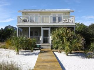 Perfect 3 bedroom Grayton Beach House with Deck - Grayton Beach vacation rentals