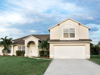 Luxrious-5 Bed 3bath 3900 sq ft,Home -Heated Pool - Port Saint Lucie vacation rentals
