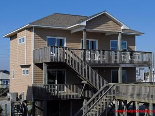 4 bedroom House with Porch in North Topsail Beach - North Topsail Beach vacation rentals