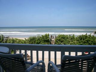 6368S - Oceanfront on Car Free Beach - New Smyrna Beach vacation rentals