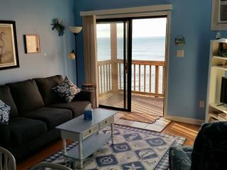 Topsail Reef 384 Oceanfront! | Building 7, Floor 3, Tennis Courts, Grill Area, Internet - North Topsail Beach vacation rentals