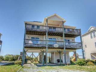 Island Drive 3801 Oceanview! | Internet - North Topsail Beach vacation rentals