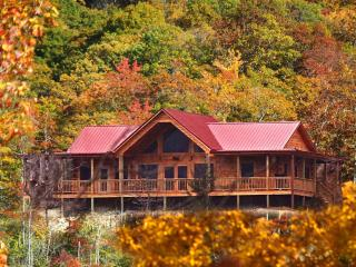 ** Brooke's Place ** Brand New Luxury  Cabin** - Bryson City vacation rentals