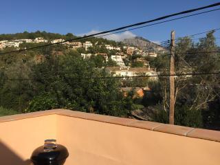 Casa Crocodile 2 bedroom house, view of mountains. - Port de Soller vacation rentals