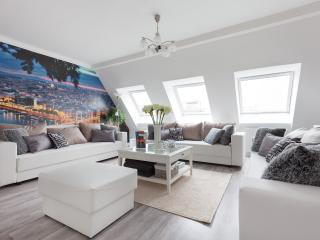 Super Apartment BOKRETA 5bdr - Budapest vacation rentals