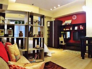 Eastwood Le Grand 3 Comfy Fully Furnished Studio - Quezon City vacation rentals