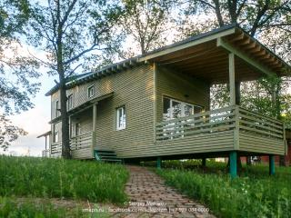 Swedish cottage in oak forest  with terrace - Samara vacation rentals