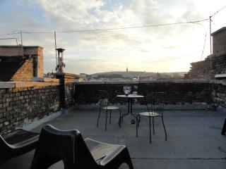 Champagne Welcome! BREATHTAKING PANORAMA TERRACE - Budapest vacation rentals