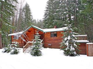 Beautiful 4 bedroom Greenwater House with Deck - Greenwater vacation rentals