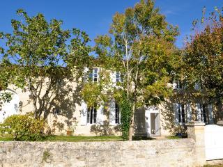 La Maison Laurencine - La chambre du Lointain - Saint-Philippe-D'Aiguille vacation rentals