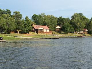 4 Beautiful Cottages to choose from to rent on LaCloche Lake - Massey vacation rentals