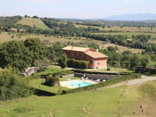 Agriturismo Montefiascone  - Apartment Stellina - - Montefiascone vacation rentals