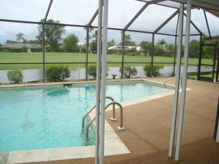 Seasonal Golf Course View Pool Home Spanish Wells - Bonita Springs vacation rentals