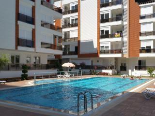 Bright apartment 2+1 - Antalya vacation rentals