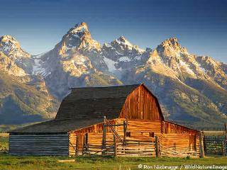 Jackson Hole, Wyoming 1 Summer Week in August 2016 - Jackson vacation rentals