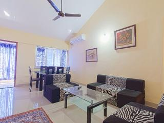 Perfect Condo with Internet Access and A/C - Baga vacation rentals