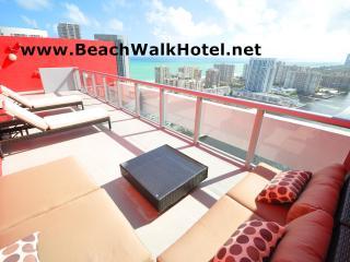 2 Bedroom 2 Bathroom Tower Suite - Pvt Rooftop - Fort Lauderdale vacation rentals