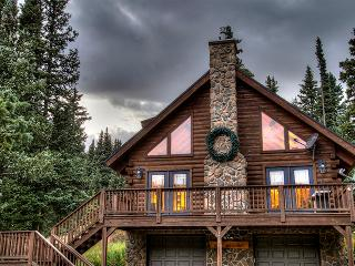 3br 2ba secluded home with amazing views - Breckenridge vacation rentals
