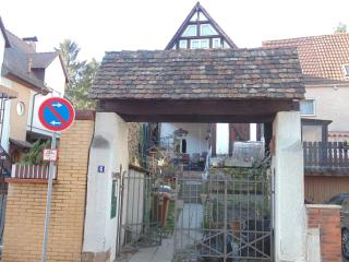 Live in a house with history and character - Weinheim vacation rentals