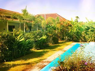 Vintage Apartment, Lagoon Pool, Exotic Garden - Kerobokan vacation rentals