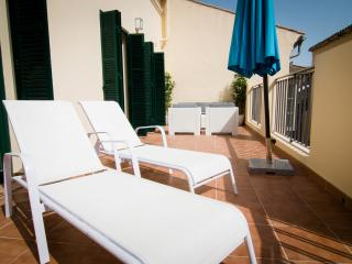 Studio terrace solarium Historical centre & Beach - Malaga vacation rentals