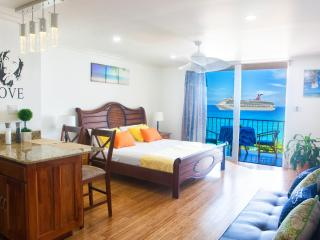 Ocean Front Modern Luxury Condo Montego Bay Club - Montego Bay vacation rentals