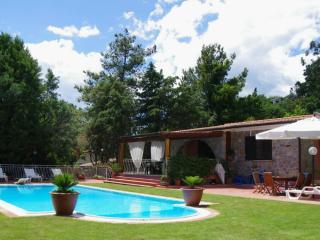 Elegant Villa on the Sea & pool - Capitello vacation rentals