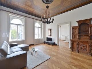 Wenceslas SQ Apartment with Huge Terrace - Prague vacation rentals