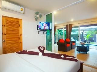 KrAbi Zen Villa Camelia 1 Bedroom with Jacuzzi - Krabi vacation rentals