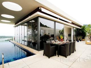 Luxury Ocean View Penthouse w/ Private Pool - Kata vacation rentals