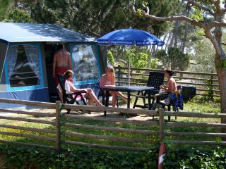 Camping Castell Montgri  beste prijs Tentholidays - L'Estartit vacation rentals
