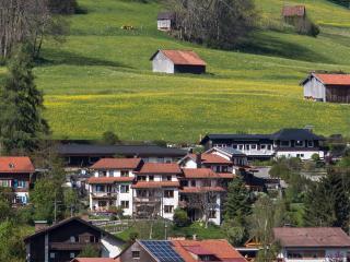 Blanz - Ferienwohnungen im Allgäu ...für 2 - Bad Hindelang vacation rentals